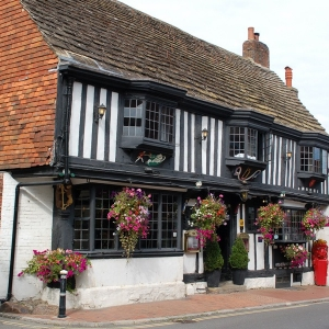 The Star Inn, Alfriston, East Sussex
