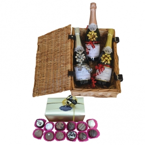 3 English wine Hamper
