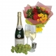 English sparkling wine Hamper
