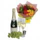 English sparkling wine Hamper