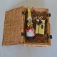 English Wine and chocolates Hamper